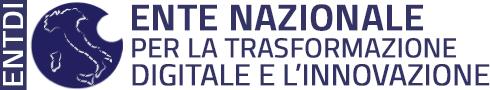 ENTD – Ente Nazionale Digitale ed Innovazione Logo