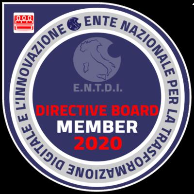 Directive Board Member Badge