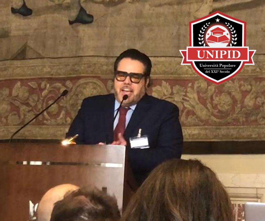 Pasquale Aiello - Presidente ENTD Nazionale entra nel Nucleo operativo del GTF